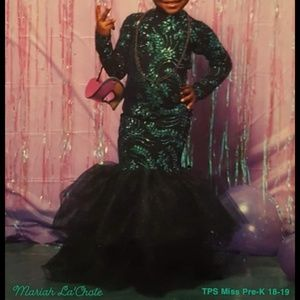 Toddler Prom Dress